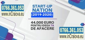 INFIINTARE FIRMA PROGRAM START-UP NATION 2019 / 2020